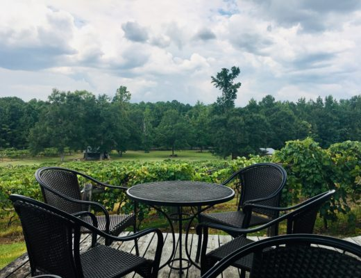 Taken at Ozan Winery in August 2019
