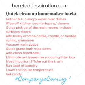 how to list, homemaker hack