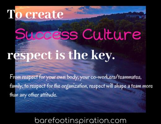 success culture