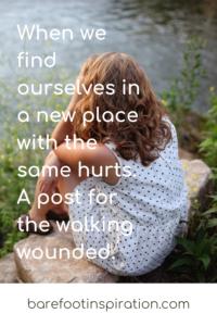 external change won't heal inner wounds