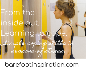 coping skills, from the inside out